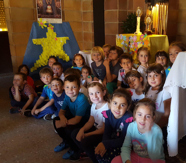 En el cole también celebramos el día del Pilar