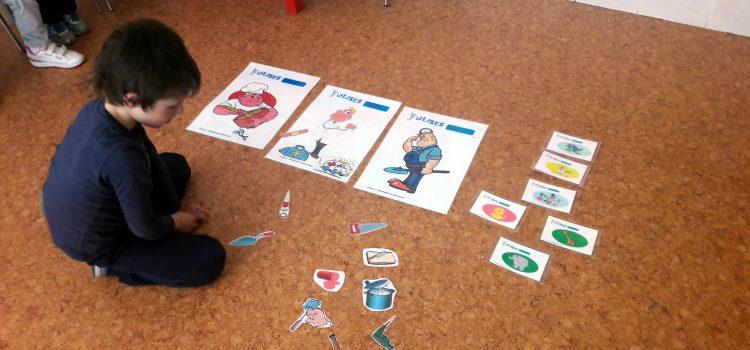 Estimulación temprana y desarrollo de las capacidades cognitivas en Ed. Infantil