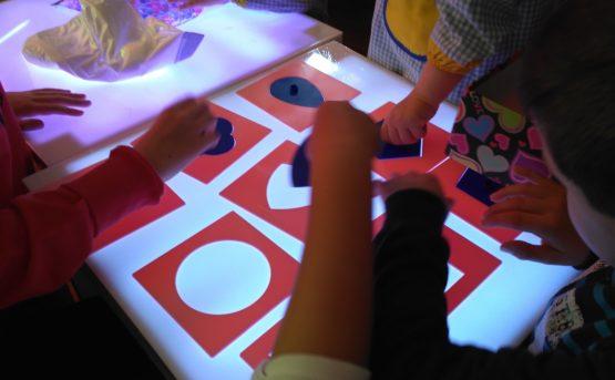Diversión y magia en el Aula TEA