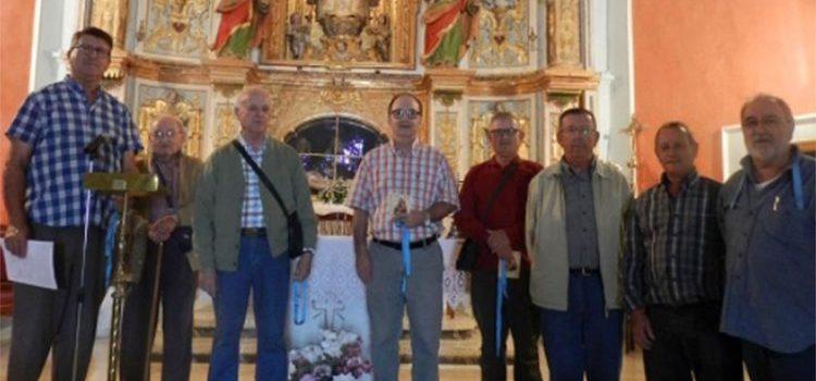 La Comunidad de Hermanos ofrece su Proyecto Comunitario a Nuestra Señora de las Cuevas (Caminreal)