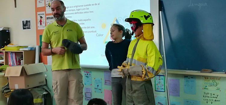 Aprendemos a cuidar nuestra tierra y a prevenir incendios