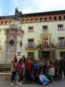 Salida de 6º al Teruel Gótico, de la mano del Hno. José María Porres