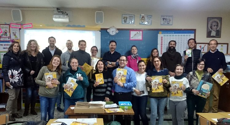 Taller de Jolly Phonics para Adultos