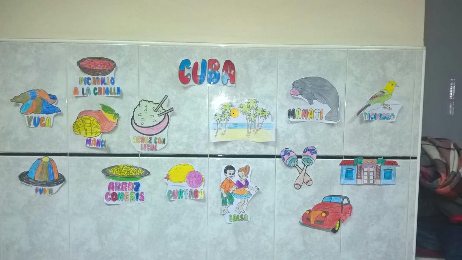 Comida cubana en la jornada gastronómica de enero