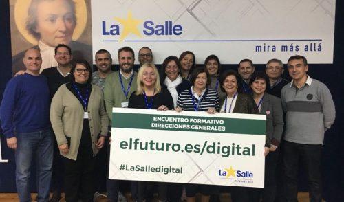 Encuentro de direcciones de La Salle de España y Portugal
