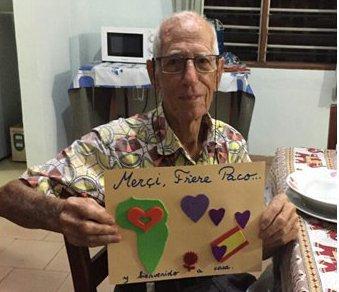 Fallece el Hermano Francisco Martínez, Pacorrín