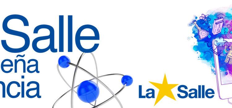 El 23 de marzo, La Salle sueña ciencia