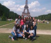 Alumnas de 3ºESO de francés viajan a París