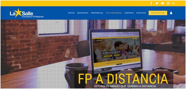La Salle Fp Online Matrícula Abierta Colegio La Salle