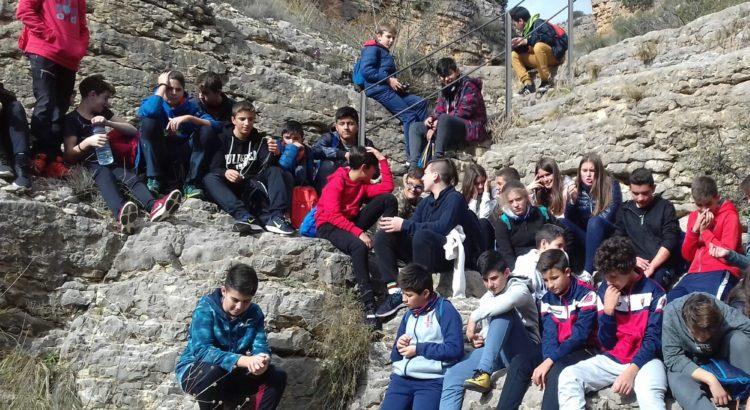 Visita al castillo de Peracense y al acueducto romano Albarracín-Cella