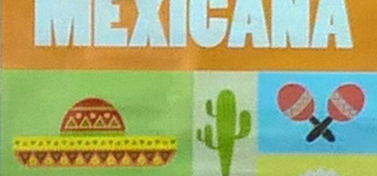 Jornada mexicana en el comedor