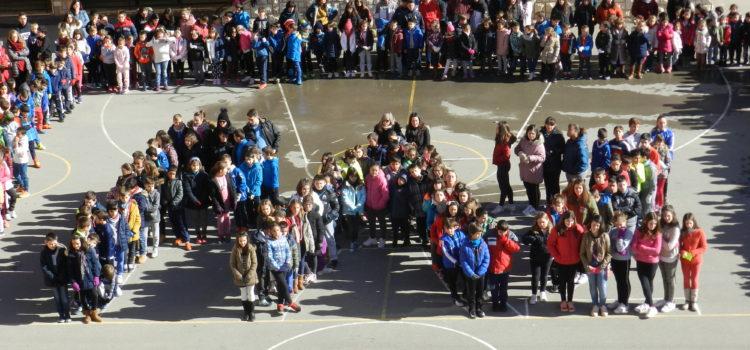 Celebración del día de la Paz: La paz está en nuestras manos