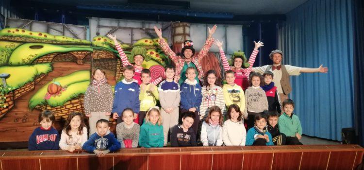 Disfrutamos del teatro en inglés con sesiones para todas las etapas