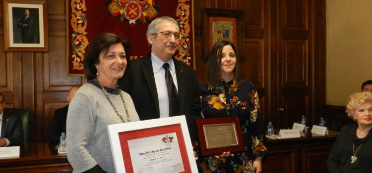 La Salle recibe la Placa de Plata del CITT por el 300 aniversario de la muerte de   del fundador