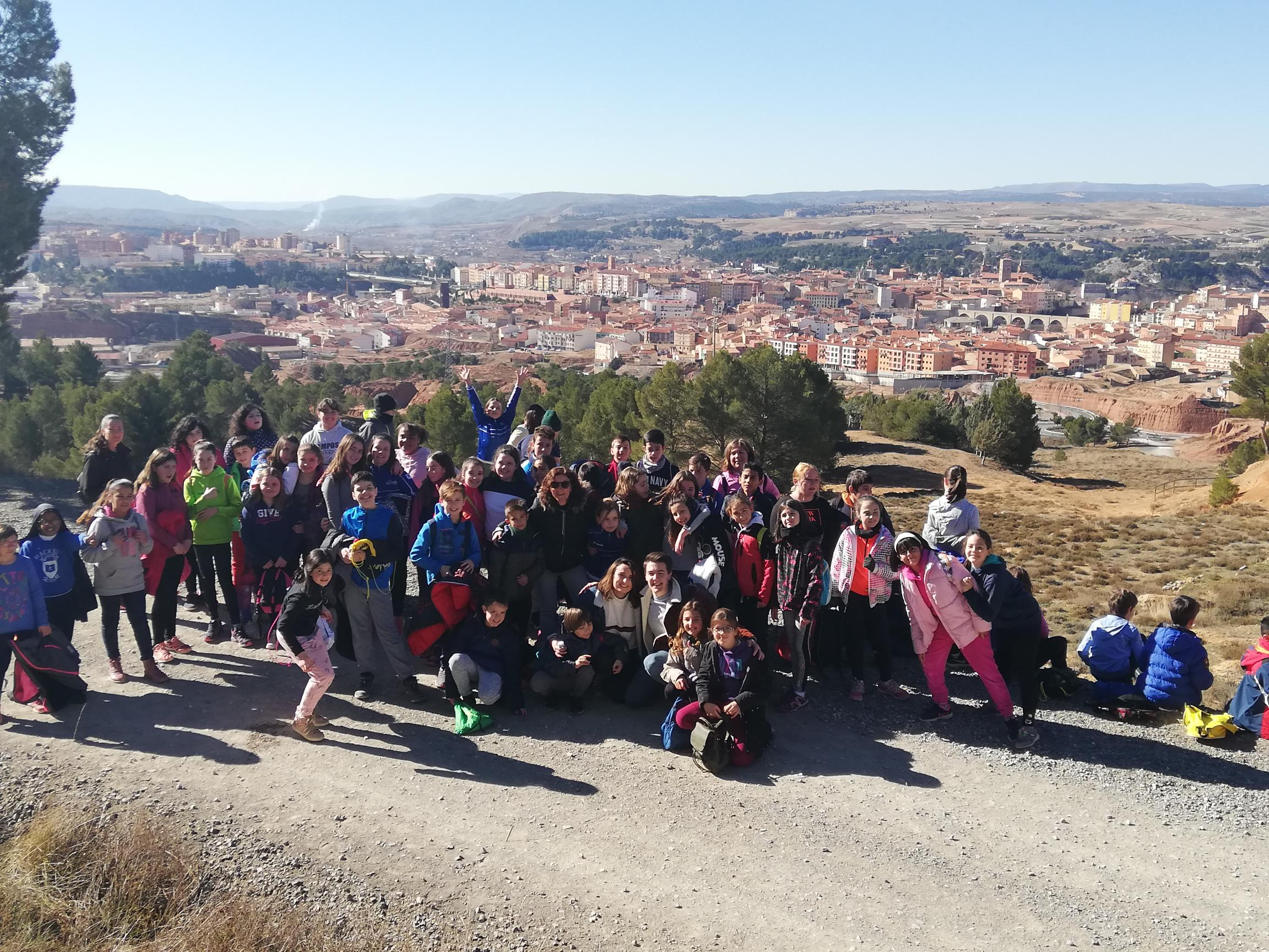 Excursion Senderista a las Arcillas de Teruel