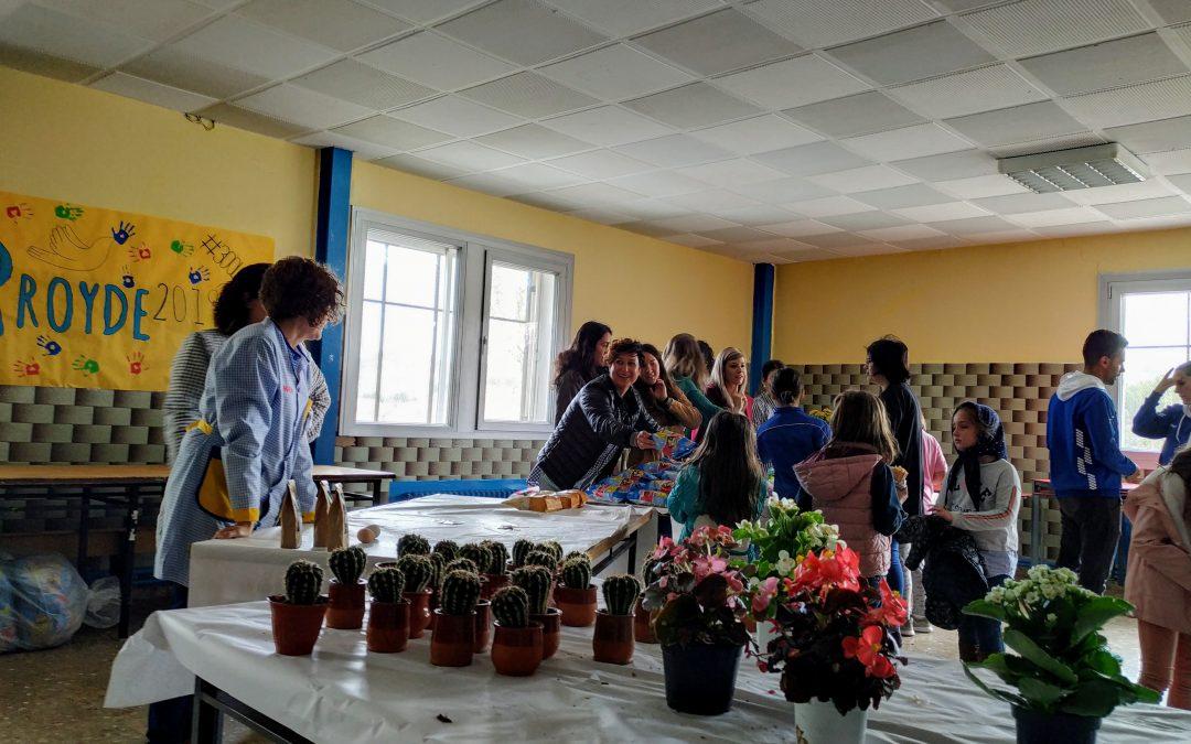 El mercadillo solidario de PROYDE suma casi 700 € para el proyecto en Rumbek