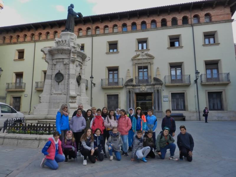 6ºde primaria conoce, sueña y disfruta con el arte gótico de nuestra ciudad