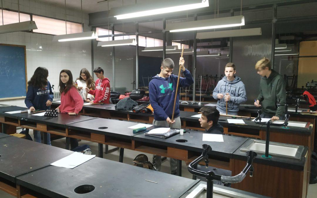 Aprendizaje experimental: prácticas de laboratorio