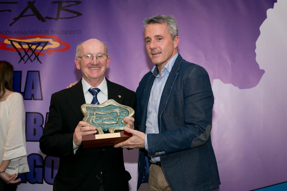 El club polideportivo premiado en la Gala del Baloncesto Aragonés 2019
