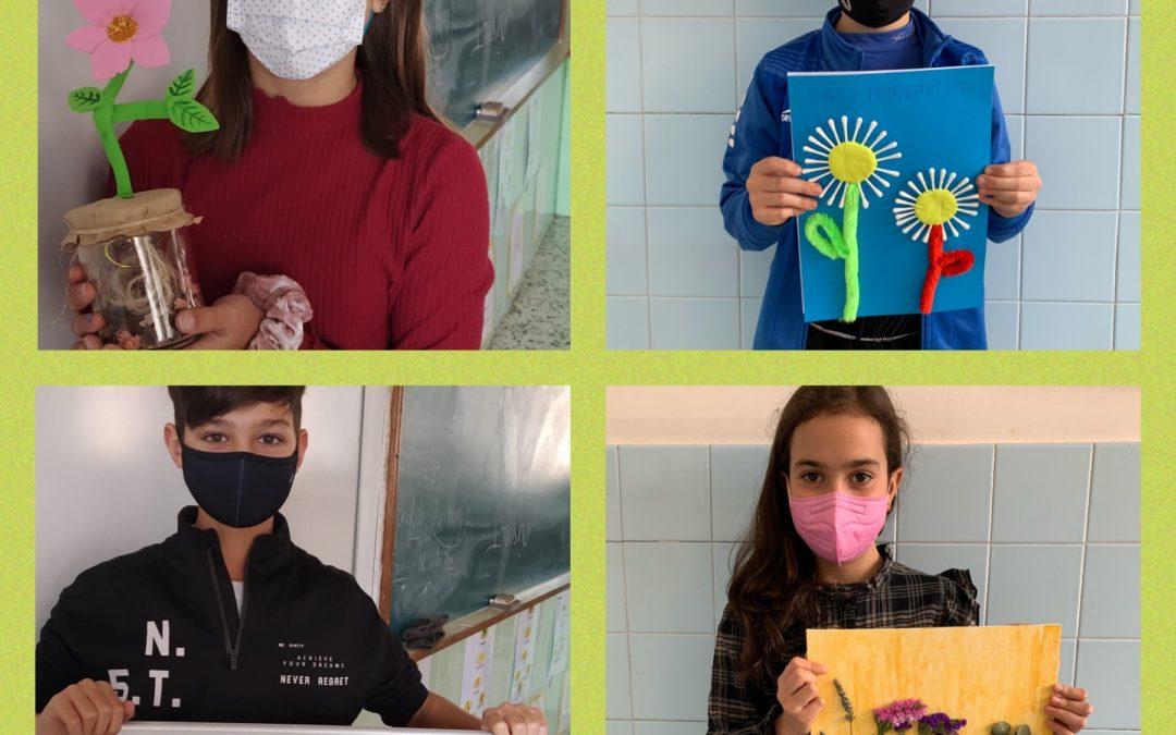 Alumnos de quinto nos muestran sus proyectos de ciencias