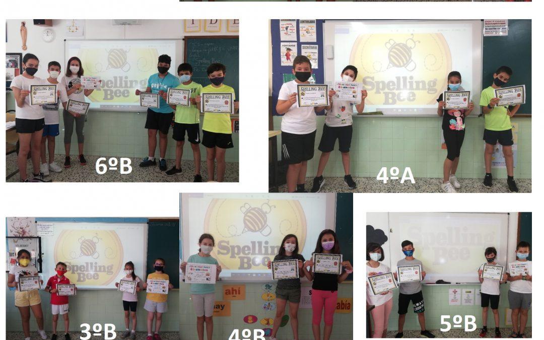 Final Spelling Bee -Ganadores 20-21